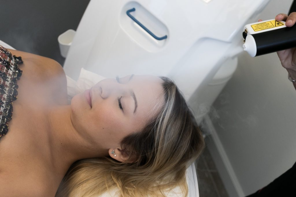 cryotherapy facial temecula